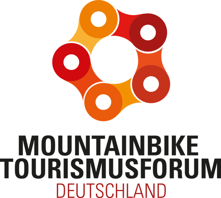 Mountainbike Tourismusforum Deutschland - Logo