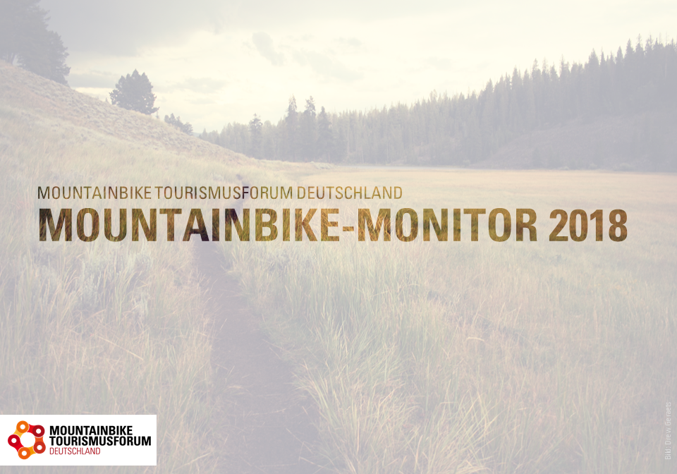 Mountainbike-Monitor 2018 Titelblatt